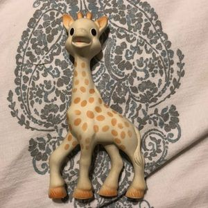 Other - Sophie the giraffe!